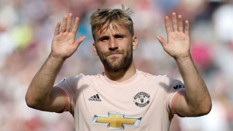 'Honestly Horrendous': Luke Shaw Blasts Man Utd Teammates & Apologises to Fans After West Ham Defeat