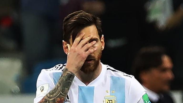 SIN FILTRO | El técnico de Croacia destrozó a Lionel Messi tras el 0-3