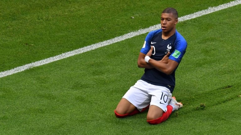 Kylian Mbappé's Announces Himself on the World Stage as Cristiano Ronaldo & Lionel Messi Bow Out