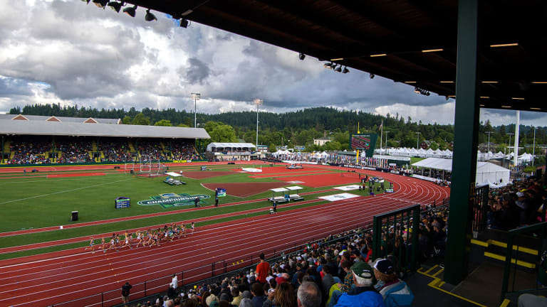 Oregon Track and Field Program Placed on Probation Through 2020