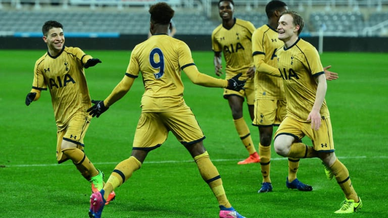 Tottenham Youngster Being Targeted by Bundesliga Side After Hitting Great Run of Form