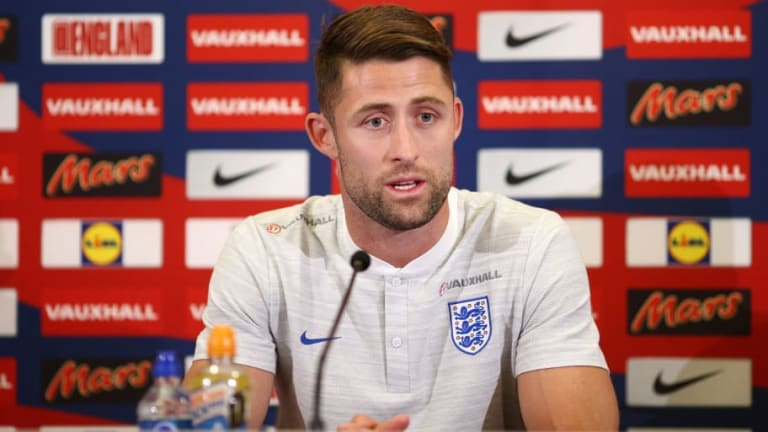 'He's Been Good for Me': Chelsea Captain Gary Cahill Speaks Out on Antonio Conte Future