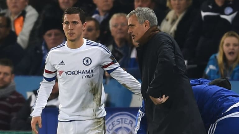 Eden Hazard Admits He Wants to Work With Jose Mourinho Again & Reveals Reason for His 'Bad Season'