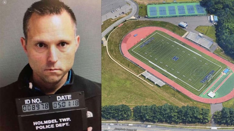 Serial High School Track Pooper Has Resigned As Superintendent