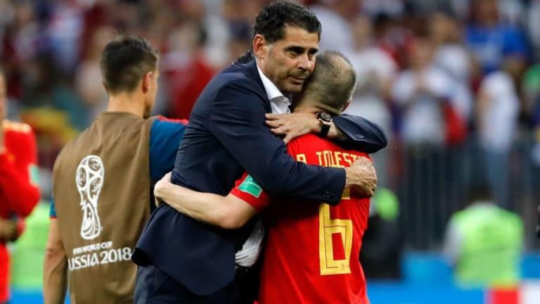 El preferido de los jugadores para ocupar el puesto de seleccionador de España