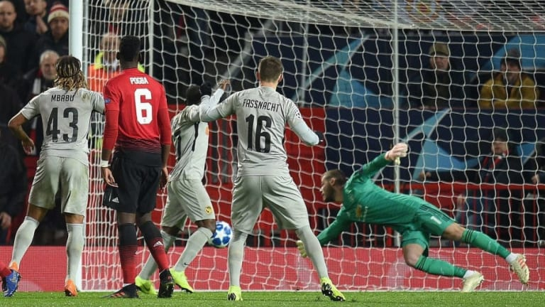 'Stunning': Twitter Reacts to David De Gea's Wonder Save Against Young Boys in UCL