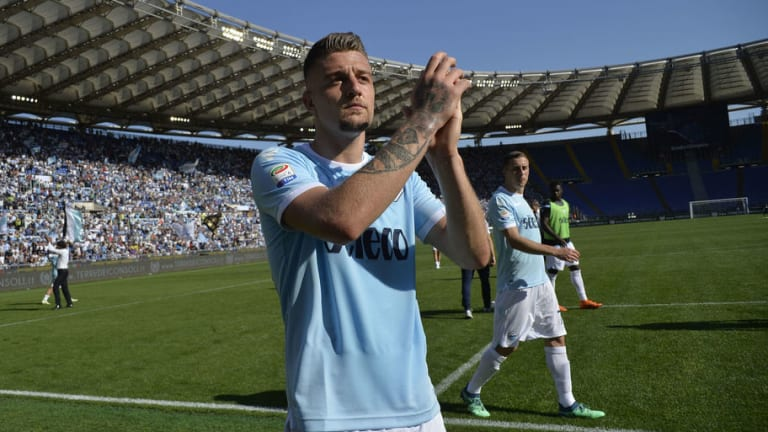 Man Utd Face Serious Competition for Lazio Star As Juventus 'Open Talks' With Midfielder's Camp