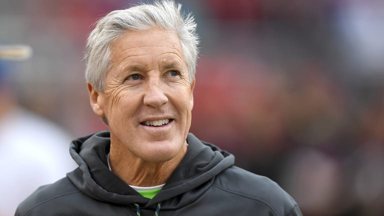 For Pete Carroll's Seahawks, It's Time to Compete Again