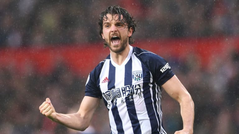Man Utd 0-1 West Brom: Baggies Stun Red Devils to Confirm Man City As Premier League Champions