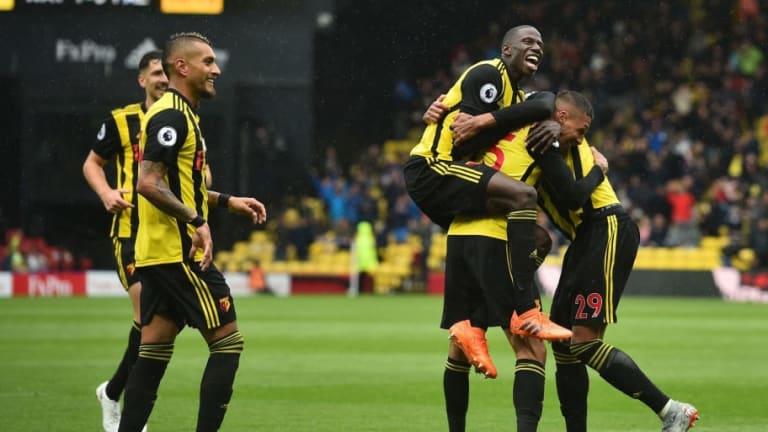 Watford 2-1 Crystal Palace: Report, Ratings & Reaction as Watford Make it Three Wins From Three
