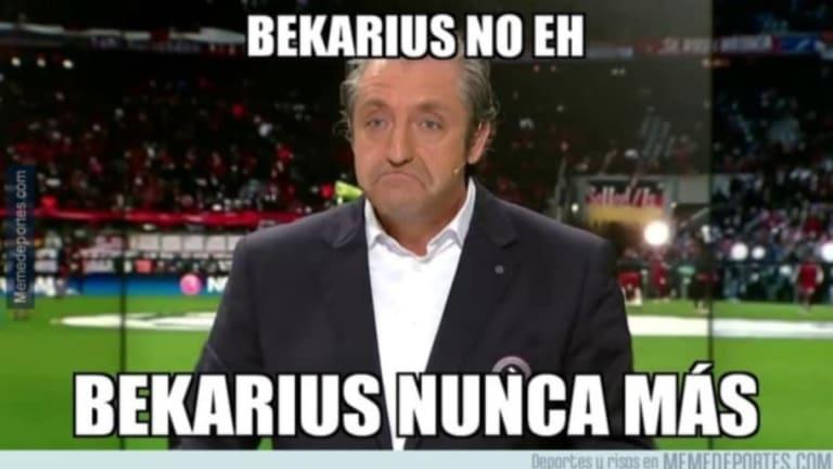 Los mejores 'memes' de la chilena de Bale, las calamidades de Karius y más