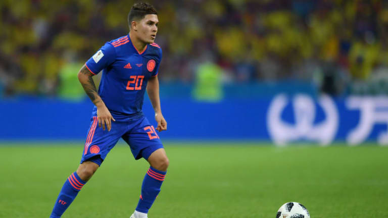 Wolves Targeting Colombia World Cup Star Juan Quintero as Summer Transfer Push Continues