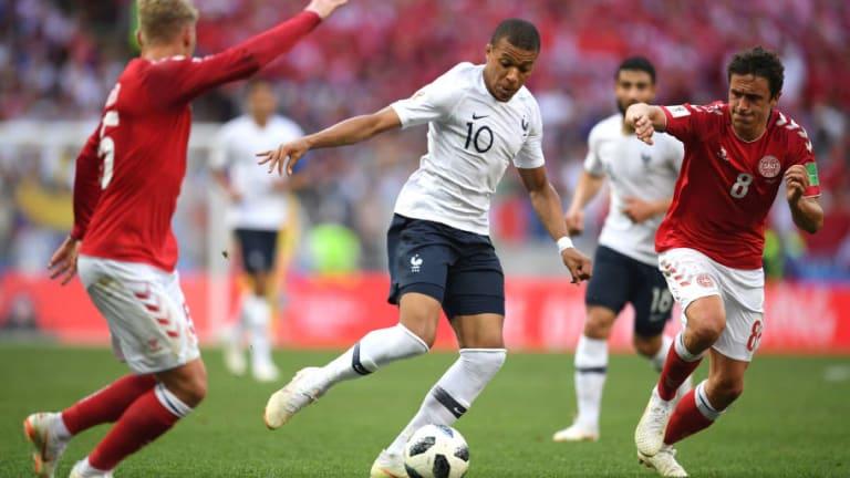 El 1x1 de la selección francesa en el primer empate a cero del Mundial