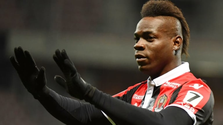 Arsenal Linked With Forward Mario Balotelli as Gunners Make First Moves of the Unai Emery Era