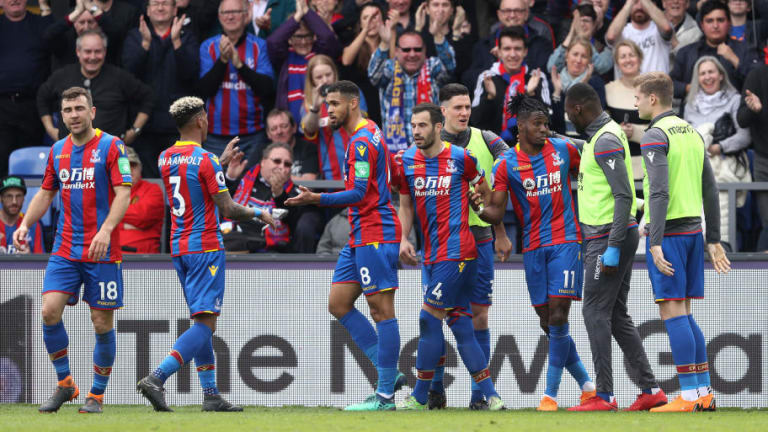 Crystal Palace Star Rejects Lucrative New Contract Offer With Host of Clubs Monitoring Situation
