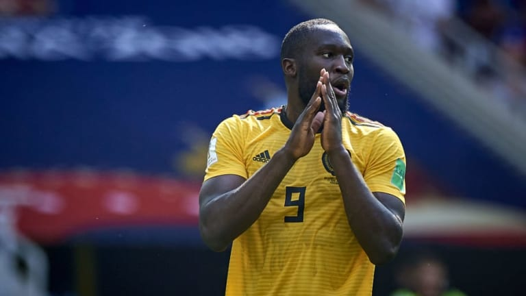 Tottenham Fans Frustrated With Star Man's Tweet About Romelu Lukaku After Belgium Brace