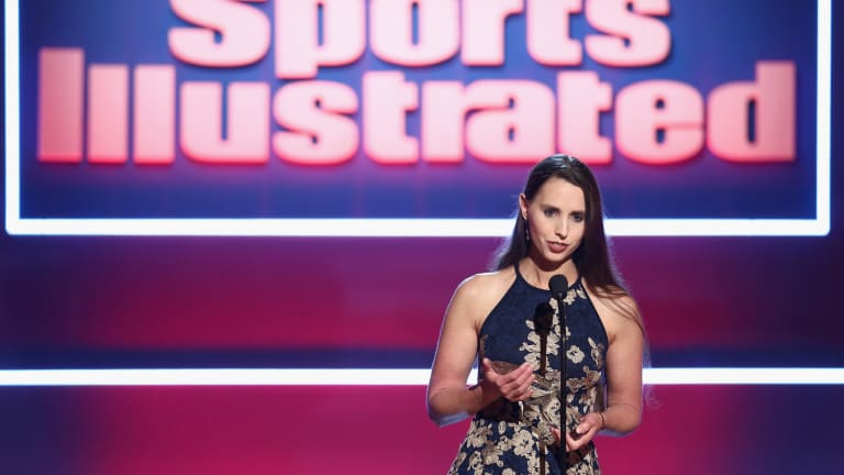 Read Rachael Denhollander's Speech for Accepting SI's Inspiration of the Year Award