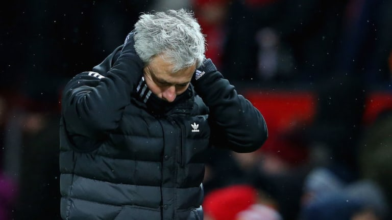 Man Utd Boss José Mourinho Plans 'Clear the Air' Meeting With Squad Ahead of End of Season Run-in