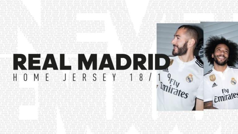 OFICIAL | El Real Madrid presenta su nueva indumentaria para la próxima temporada