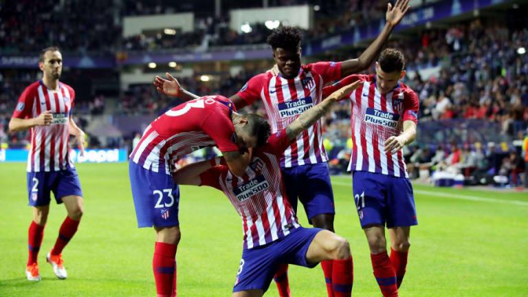 Los mejores tweets de la victoria del Atlético de Madrid al Real Madrid en la Supercopa de Europa