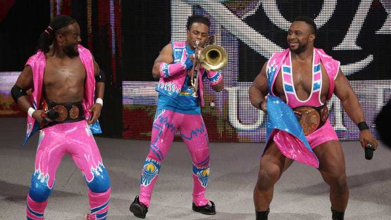 The New Day Won't Associate With Hulk Hogan Until He Makes a 'Genuine Effort to Change'
