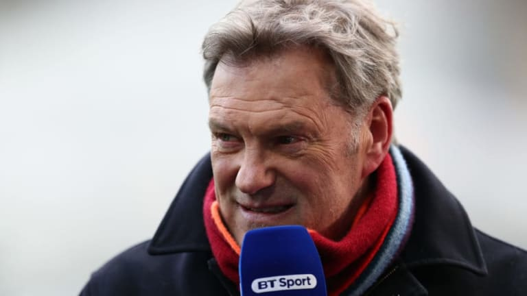 Former England Manager Glenn Hoddle Hospitalised After Falling 'Seriously Ill' on TV Set