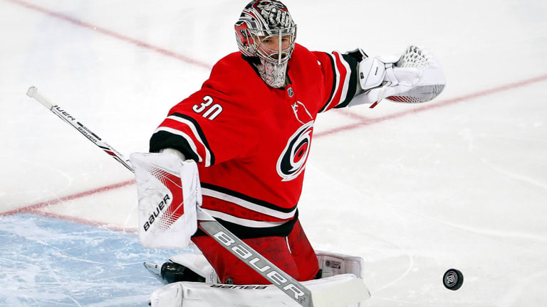 For Hurricanes Goalie Cam Ward, Wine is More Than a Hobby