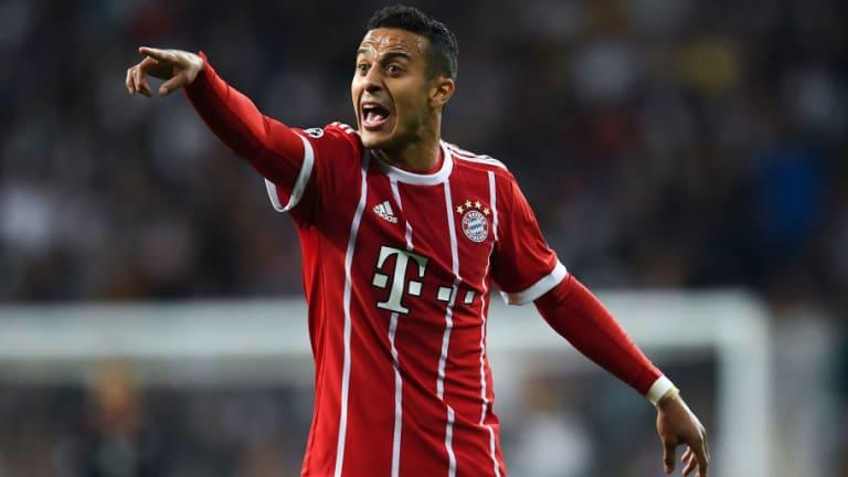 MERCADO | El trueque que preparan el Bayern y el Barça por Thiago