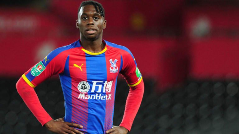 Crystal Palace Fans Rave Over Aaron Wan-Bissaka's Performance in Recent Caraboa Cup Win