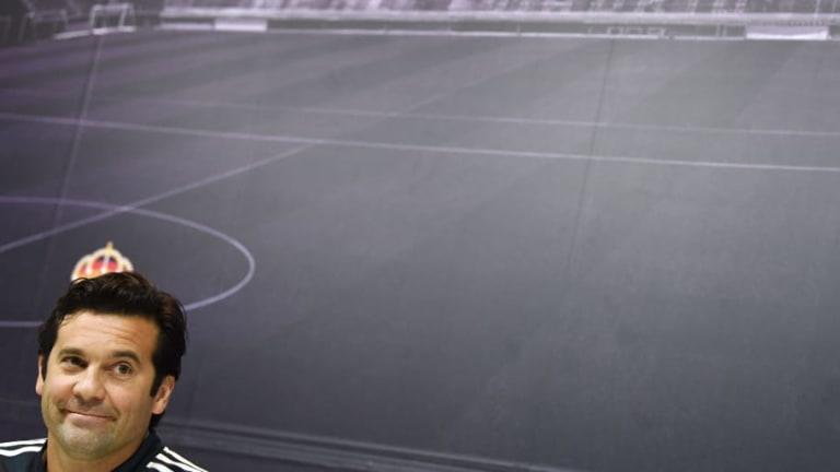 La incómoda pregunta que recibió Solari en su primera conferencia como DT del Real Madrid