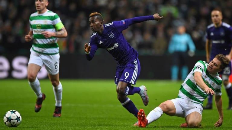 Injured Toffees Striker Henry Onyekuru Aiming to Become Everton's Key Man Next Season