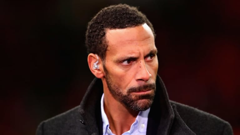 Rio Ferdinand Tweeted Leroy Sane After Germany's Embarrassing FIFA World Cup Exit