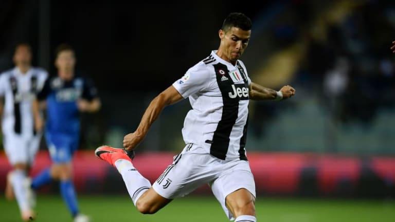 DOBLETE | Golazo de Cristiano Ronaldo para darle la victoria a la Juventus