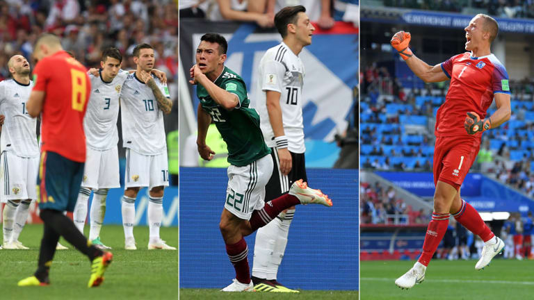 World Cup Daily Podcast: Top Memories From the Group Stage, Round of 16