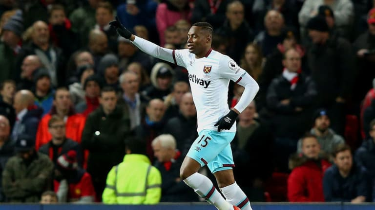 Ligue 1 Outfit Rennes Confirm the Signing of West Ham Attacker Diafra Sakho on 2-Year Contract