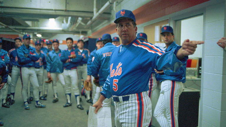What It Was Like to Manage a Rookie Doc Gooden, the Gritty Wally Backman and the New York Mets