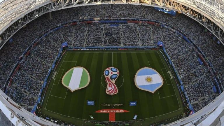 NO LO VAS A CREER | El drama familiar de un jugador nigeriano antes del partido con Argentina