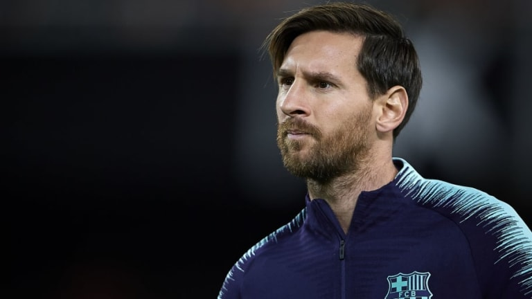 Barcelona Looking to Extend Lionel Messi's Contract as 'Surprise Exit Clause' Draws Closer