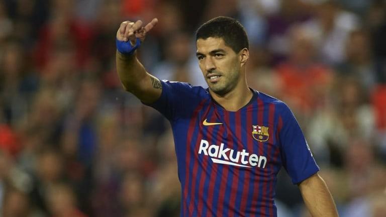 El plan que tiene el FC Barcelona para la recuperación de Luis Suárez