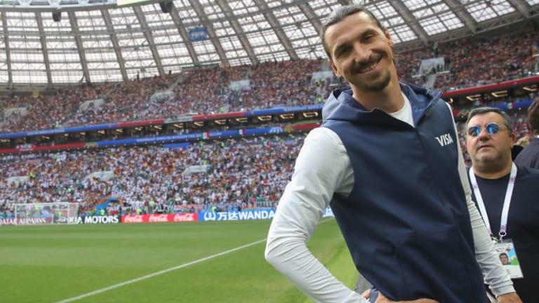DE IMPACTO: Zlatan Ibrahimovic reveló los equipos que apoya en el Mundial Rusia 2018