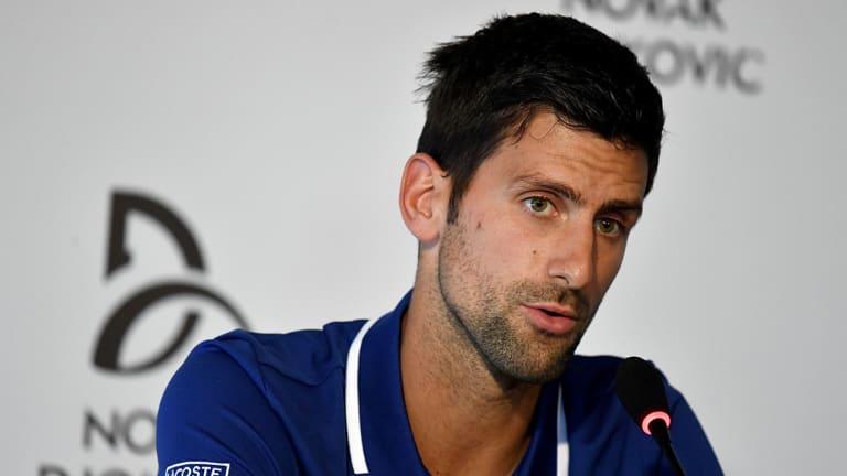 Six-Time Champion Novak Djokovic Unsure of Playing Australian Open