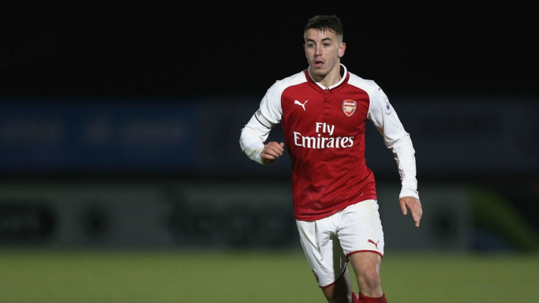Promising Arsenal Youngster Loaned Out as Defender Searches for First-Team Experience
