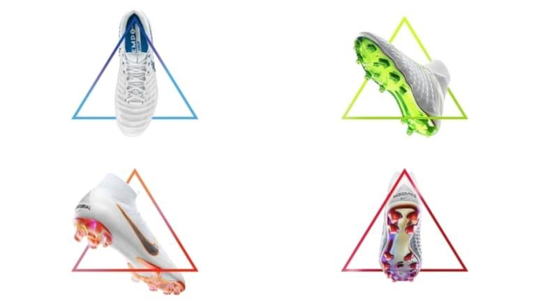 Los jugadores que mejor representan los atributos de las nuevas botas Nike