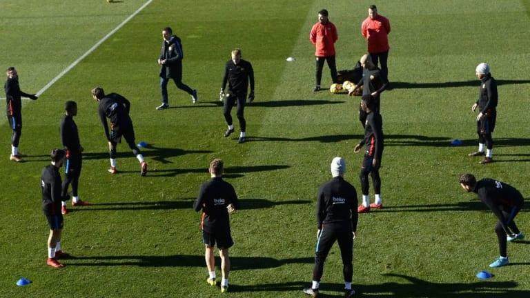 El más rápido, el más fuerte... Así fueron los test físicos del FC Barcelona