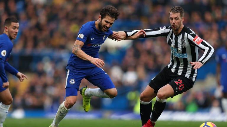 Chelsea - Newcastle   Alineaciones confirmadas