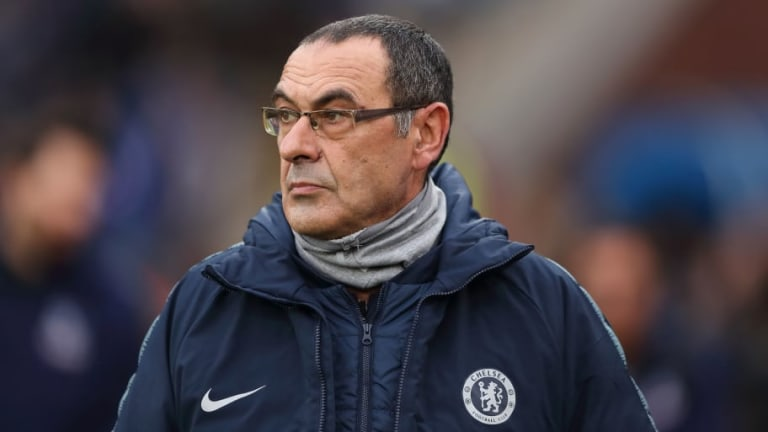 Maurizio Sarri Outlines Plans to 'Work On' Ross Barkley Following 2-1 Win Over Crystal Palace