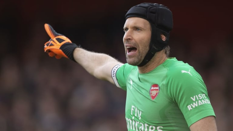 Unai Emery Confirms Petr Cech Will Return to Arsenal Lineup in Blackpool Carabao Cup Tie