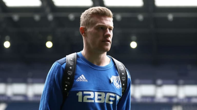 Gary Rowett Reportedly Targeting West Brom's James McClean as His 1st Signing as Stoke City Manager