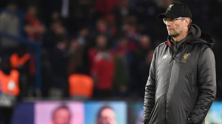 Jurgen Klopp Believes PSG's Behaviour Made Liverpool Look Like 'Butchers' During CL Defeat