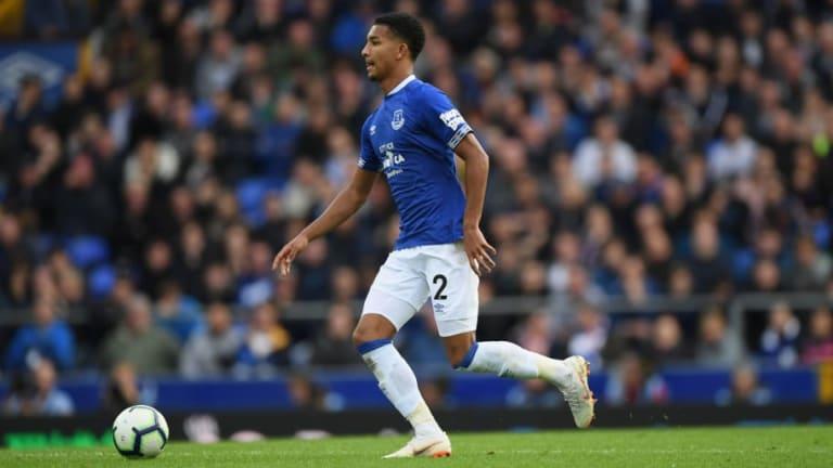 Everton Defender Mason Holgate Joins West Brom on Loan Until End of the Season